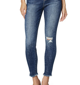 "Liverpool Abby high rise skinny 28"" distressed"
