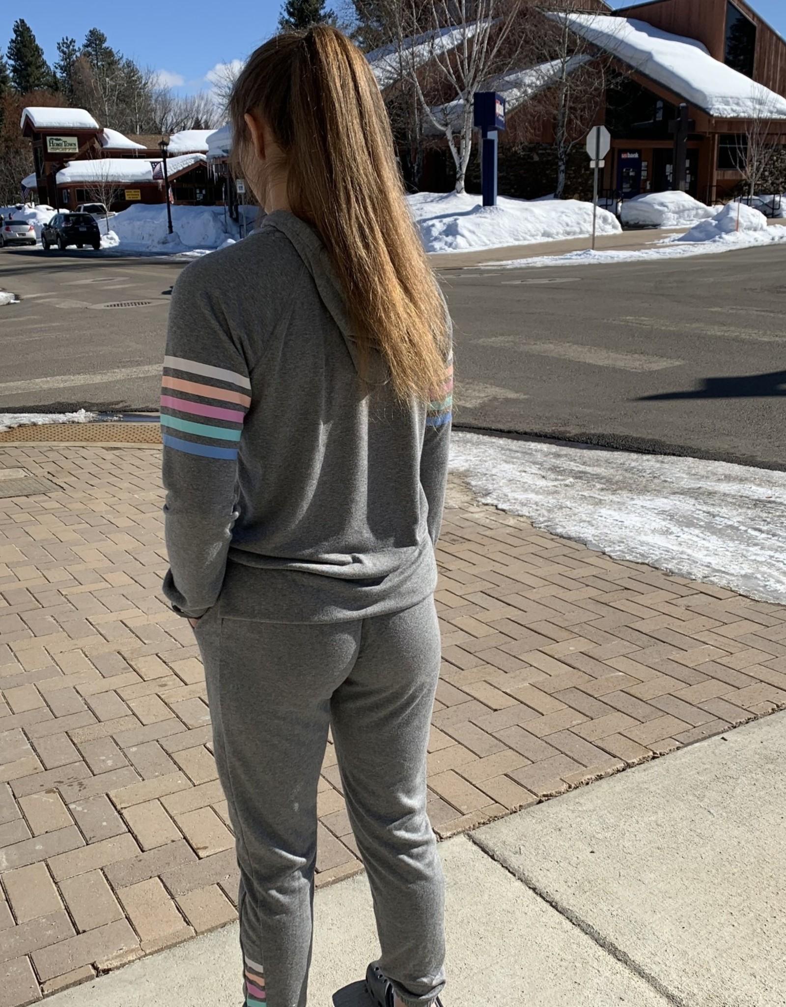 PJ Salvage Color stripe jogger