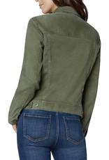 Liverpool Jacket w/ patch pockets Olive Moss