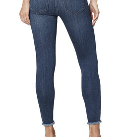 """Liverpool High rise skinny ankle 28"""" frayed"""