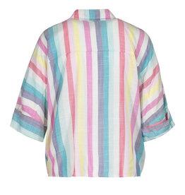 Dolman stripe w/ tie