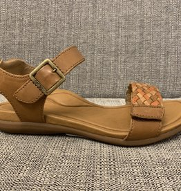 Aetrex Lucy sandal Brown