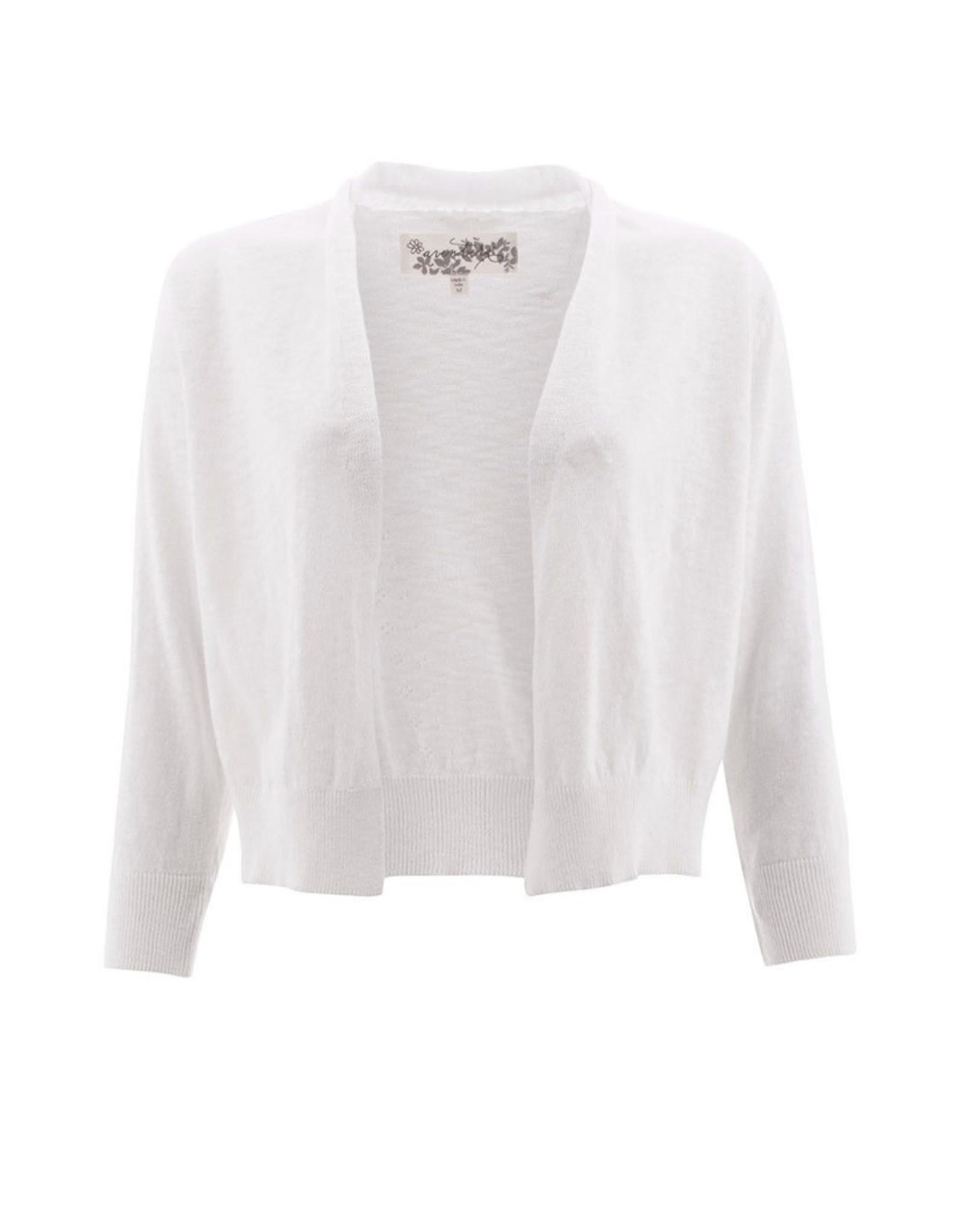 Aventura Coco sweater White