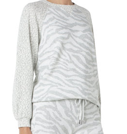 Liverpool Raglan pullover sweatshirt