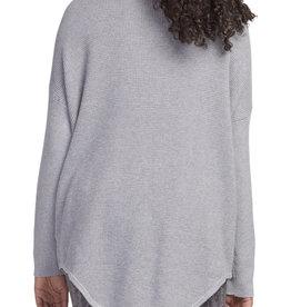 L/s cowl neck sweater Grey