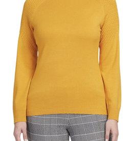 Mockneck sweater Sunset