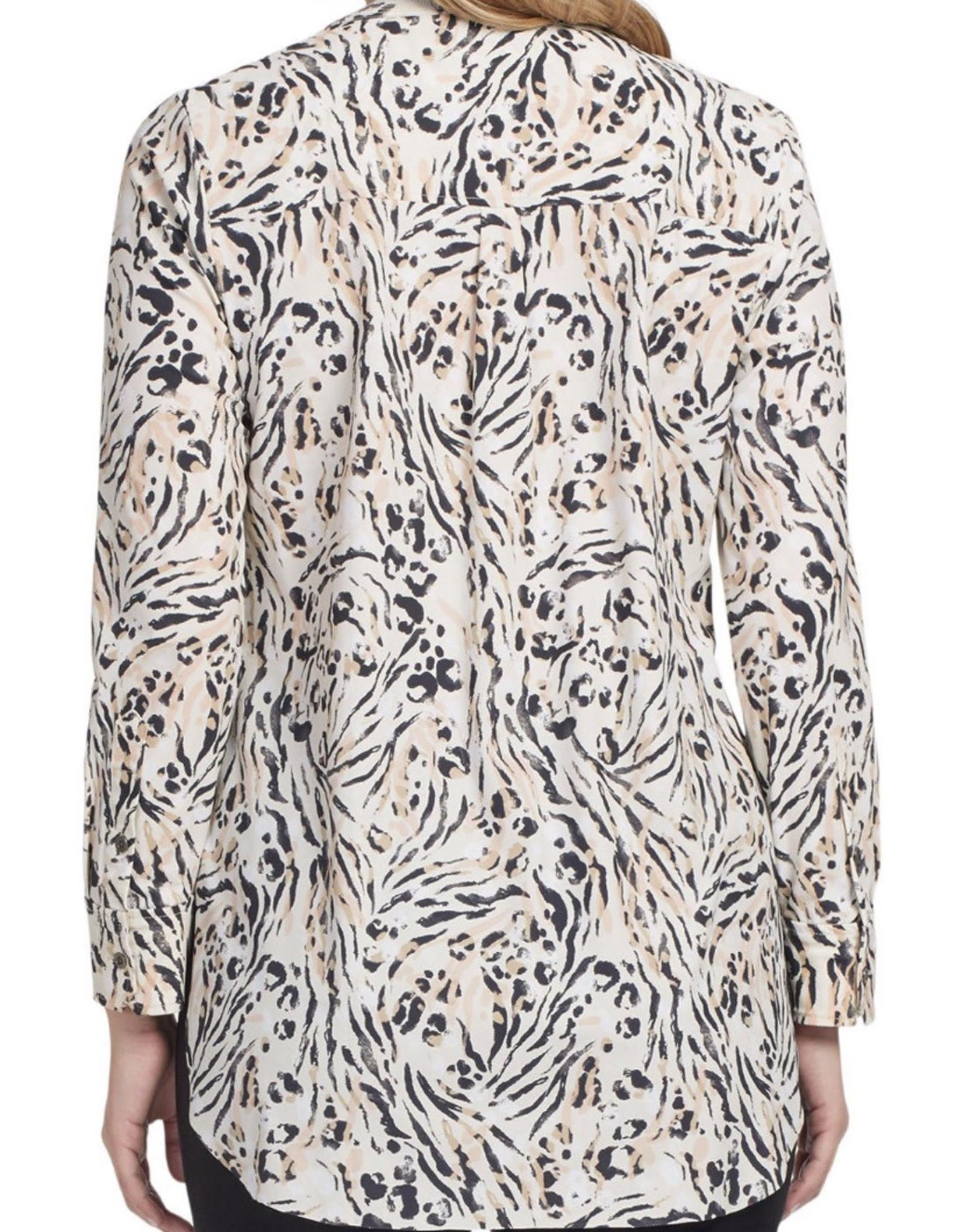 L/s blouse Sandstone