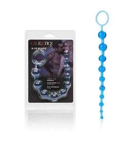 CALEXOTICS CALEXOTICS - X-10 BEADS - BLUE