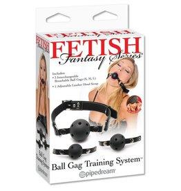 FETISH FANTASY - BALL GAG TRAINING SYSTEM