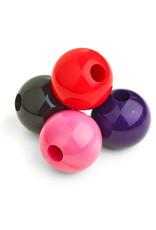 FUZE - STRAPLESS GAG BALL - RED