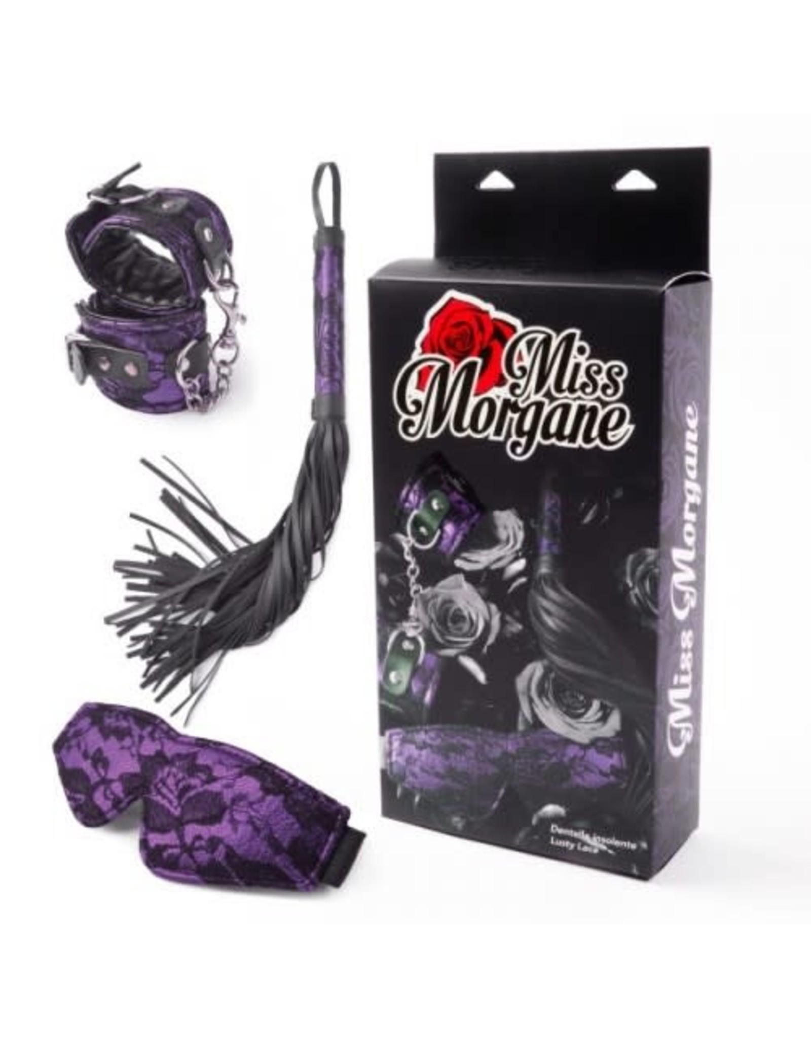 MISS MORGANE - LUSTY LACE - PURPLE