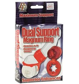 CALEXOTICS - DUAL SUPPORT MAGNUM RING