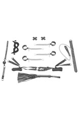 BEDSPREADERS - ALL CHAINED UP 6 PIECE SET