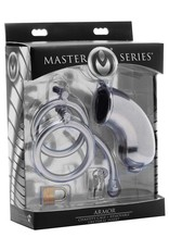 MASTERSERIES ARMOR CHASTITY