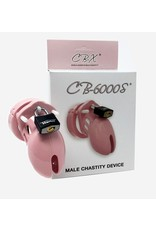 CB-X CB-6000S - MALE CHASTITY DEVICE - PINK