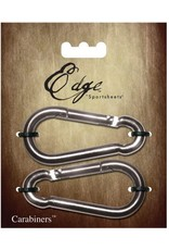 EDGE BY SPORTSHEETS - CARABINERS x2