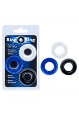 RING O RING - 3 PACK