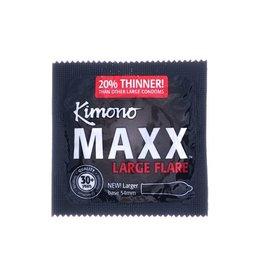 KIMONO - MAXX LARGE FLARE (BLACK BOX) x3