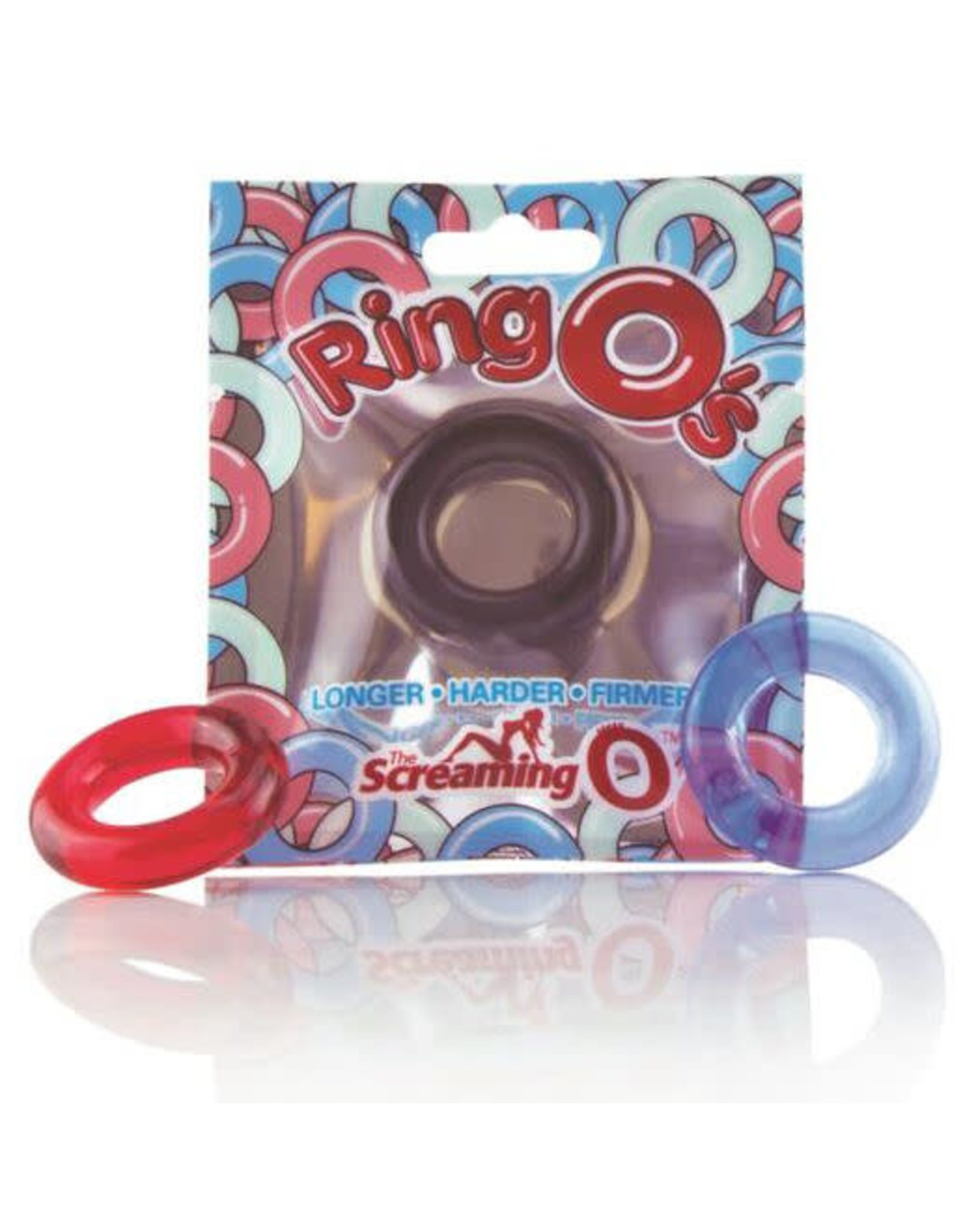 SCREAMING'O - RING'O - BLACK