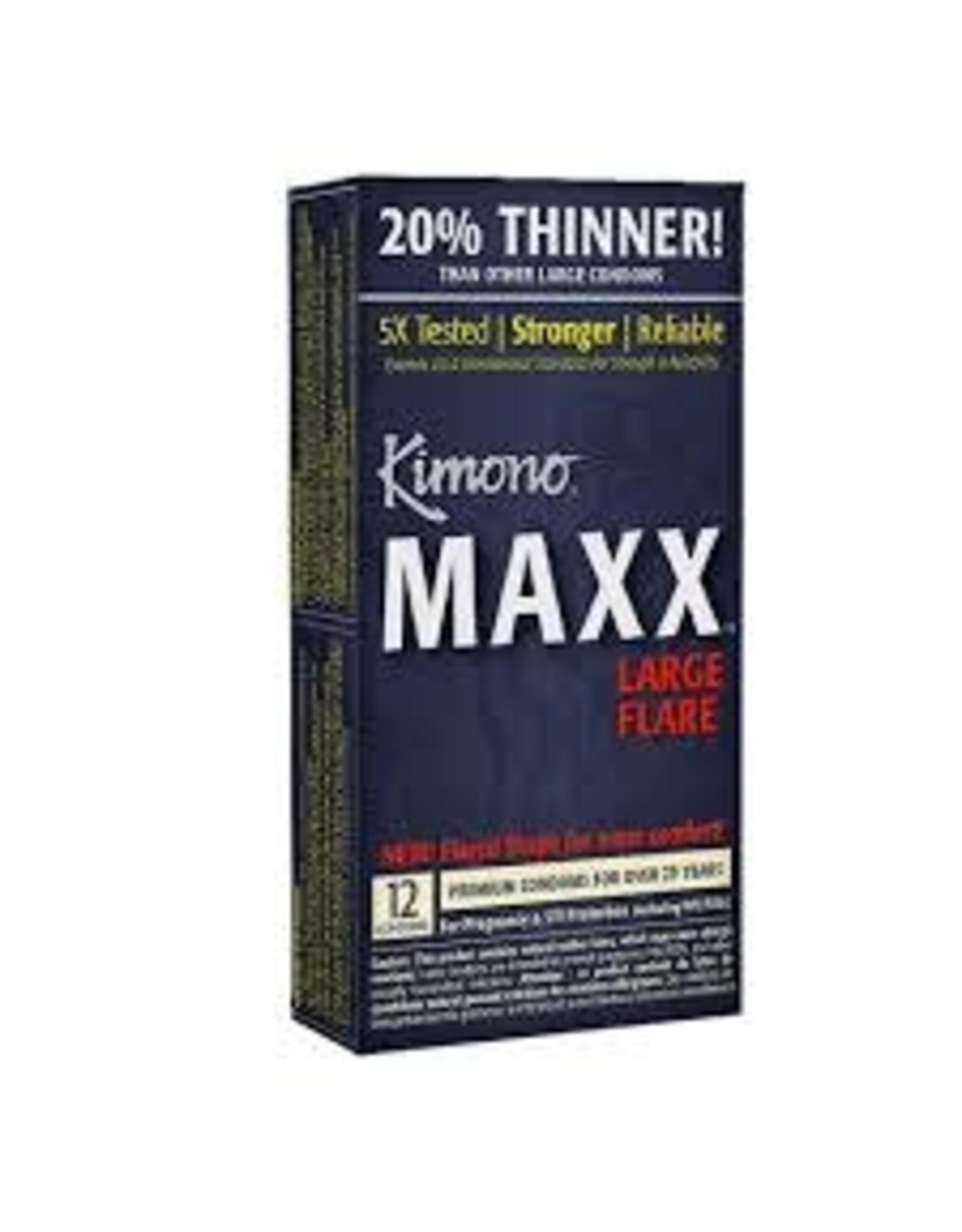 KIMONO MAXX LARGE FLARE x12