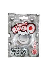 SCREAMING O - RING O BIGGIES - CLEAR