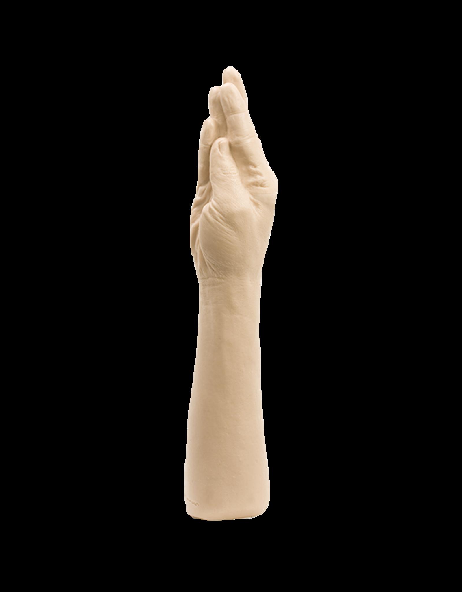 """CLASSIC HAND - WHITE 16"""""""