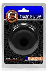 OXBALLS OXBALLS - BIG OX COCK RING - BLACK