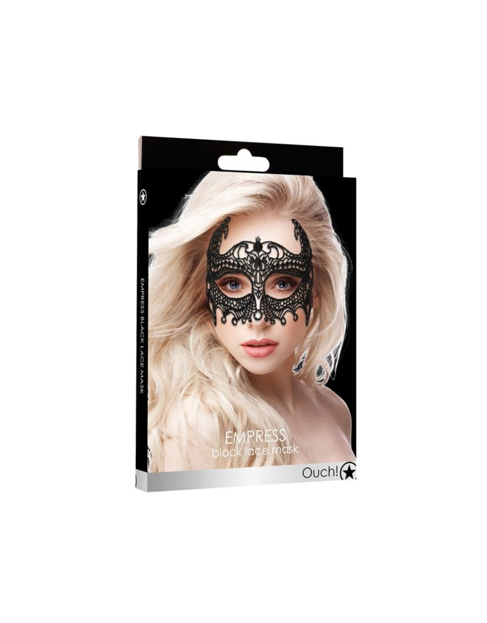 OUCH! - EMPRESS LACE MASK