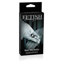 FETISH FANTASY - BEN-WA BALLS - SILVER