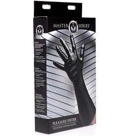 MASTER SERIES - PLEASURE FISTER TEXTURED GLOVE