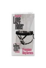 """LOVE RIDER - RING HARNESS - FITS UP TO 49.5"""""""
