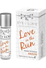 EYE OF LOVE - MINI PHEROMONES PERFUME - FEMALE TO FEMALE - AROUSE 5ml