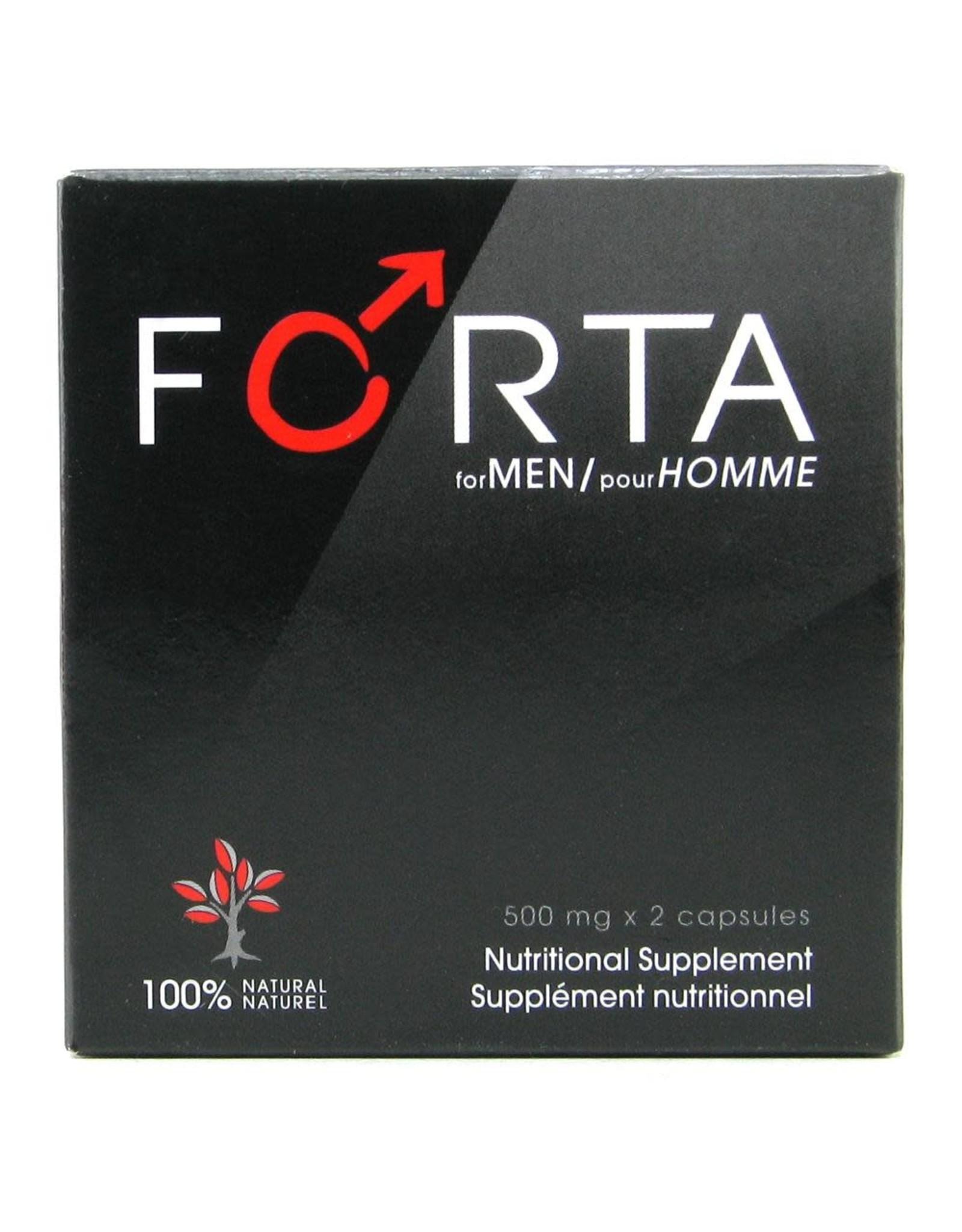 FORTA FOR MEN - 2 PACK