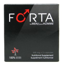 FORTA FORTA FOR MEN - 2 PACK