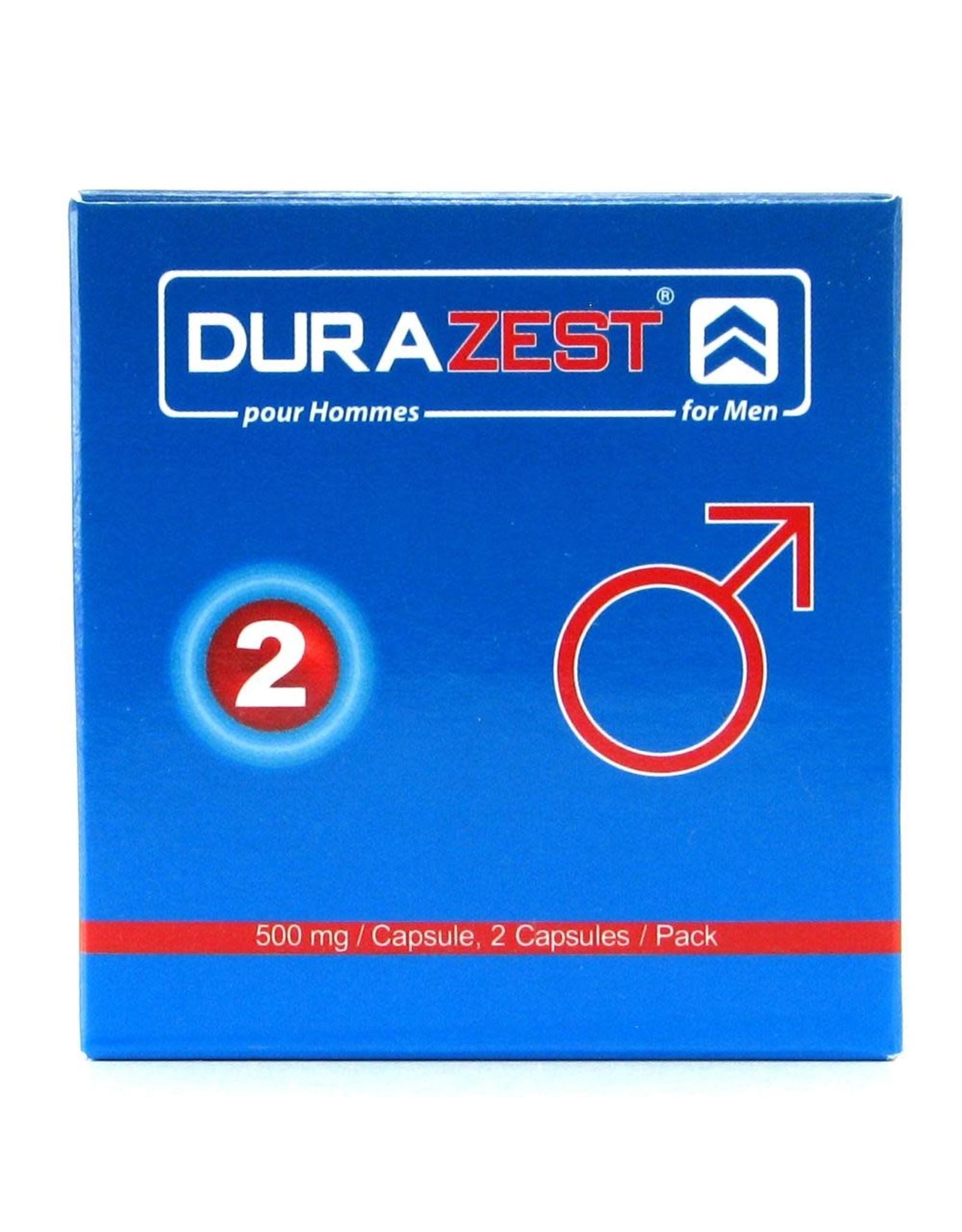 DURAZEST FOR MEN - 2 PACK
