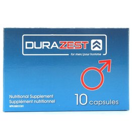 DURAZEST FOR MEN - 10 PACK