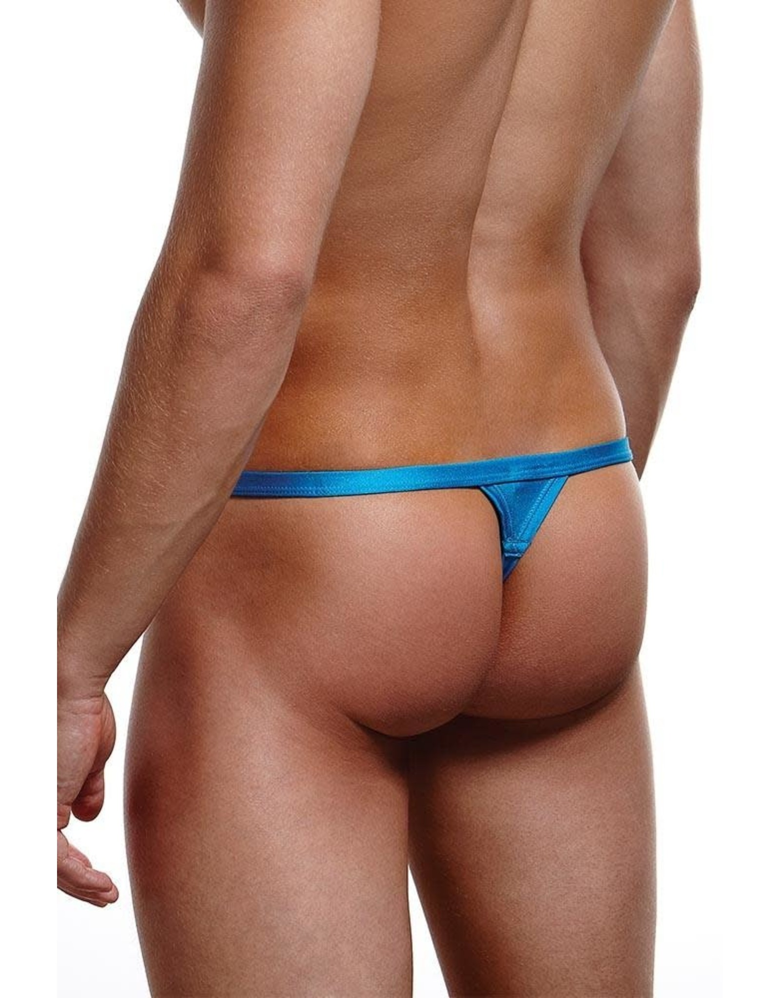 BACI ENVY - BREAKAWAY THONG - BLUE - SMALL/MEDIUM