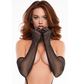 ALLURE LINGERIE ALLURE - ADORE - BREAKFAST AT TIFFANY'S GLOVES