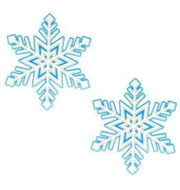 EDIBLE PASTIES - WINTERMINT SNOWFLAKE
