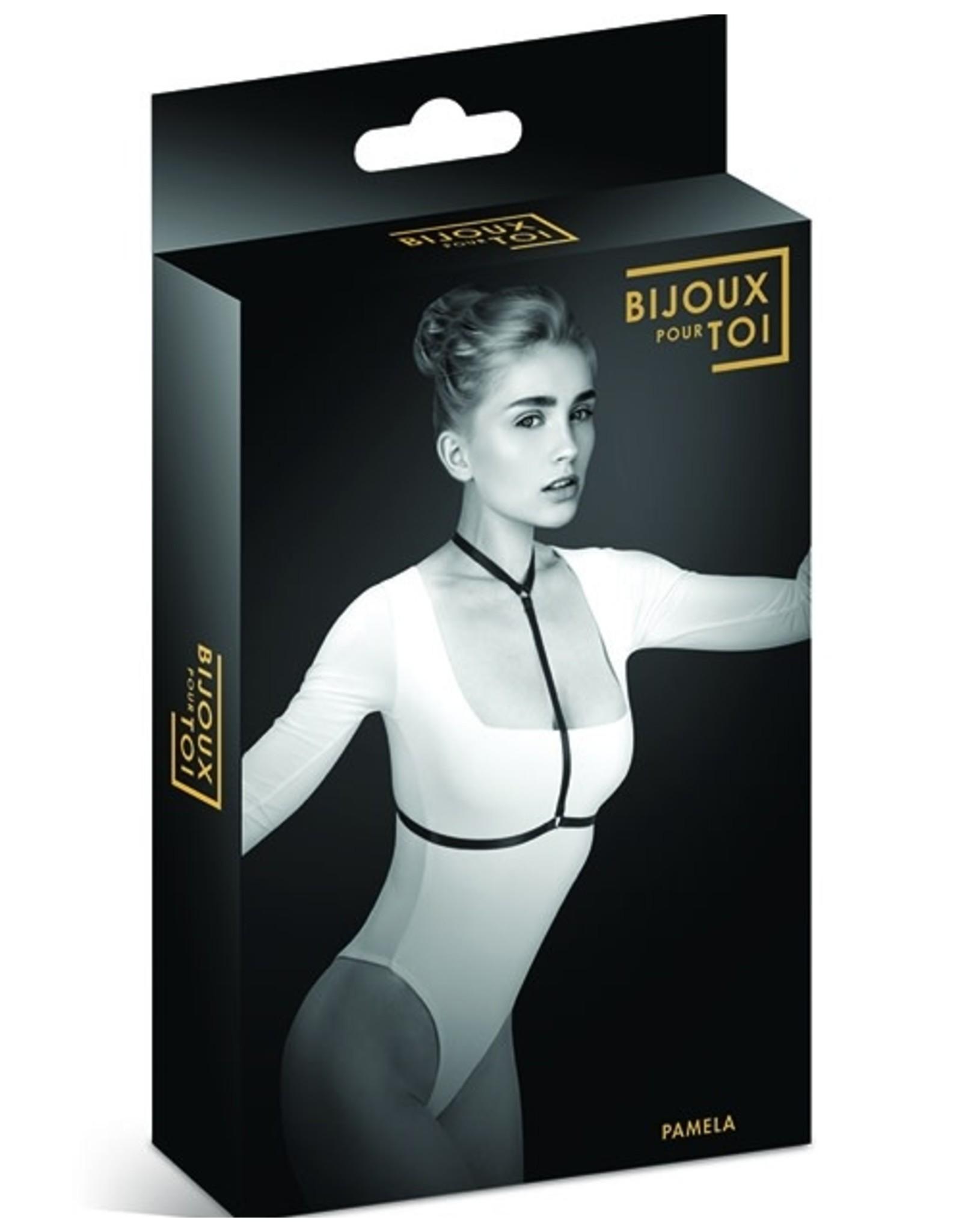BIJOUX - HARNESS - PAMELA - BLACK