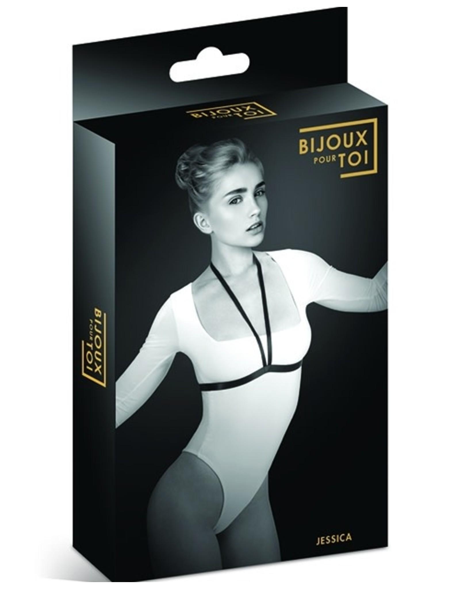 BIJOUX - HARNESS - JESSICA - BLACK