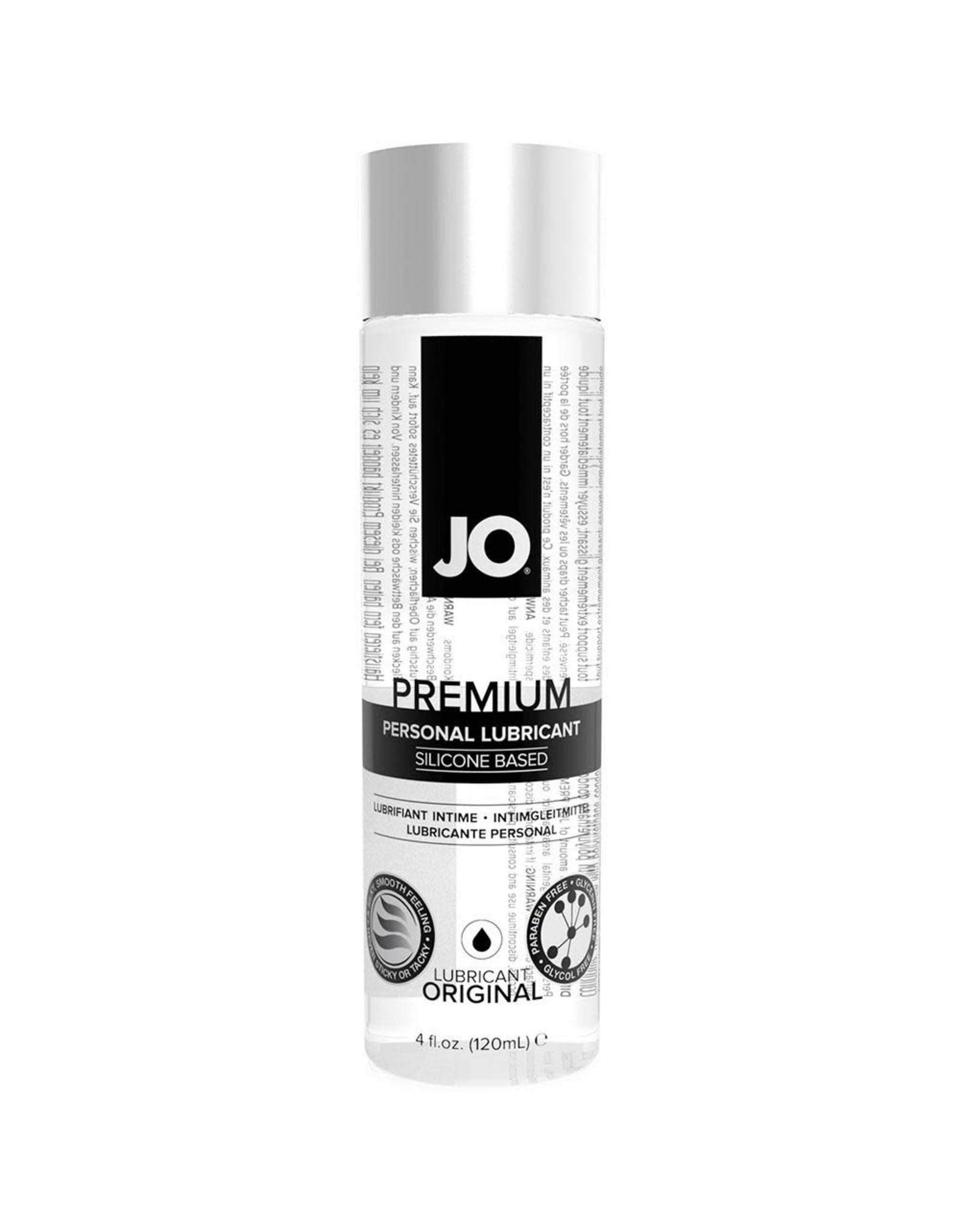 JO - PREMIUM SILICONE LUBRICANT - 4.5 oz