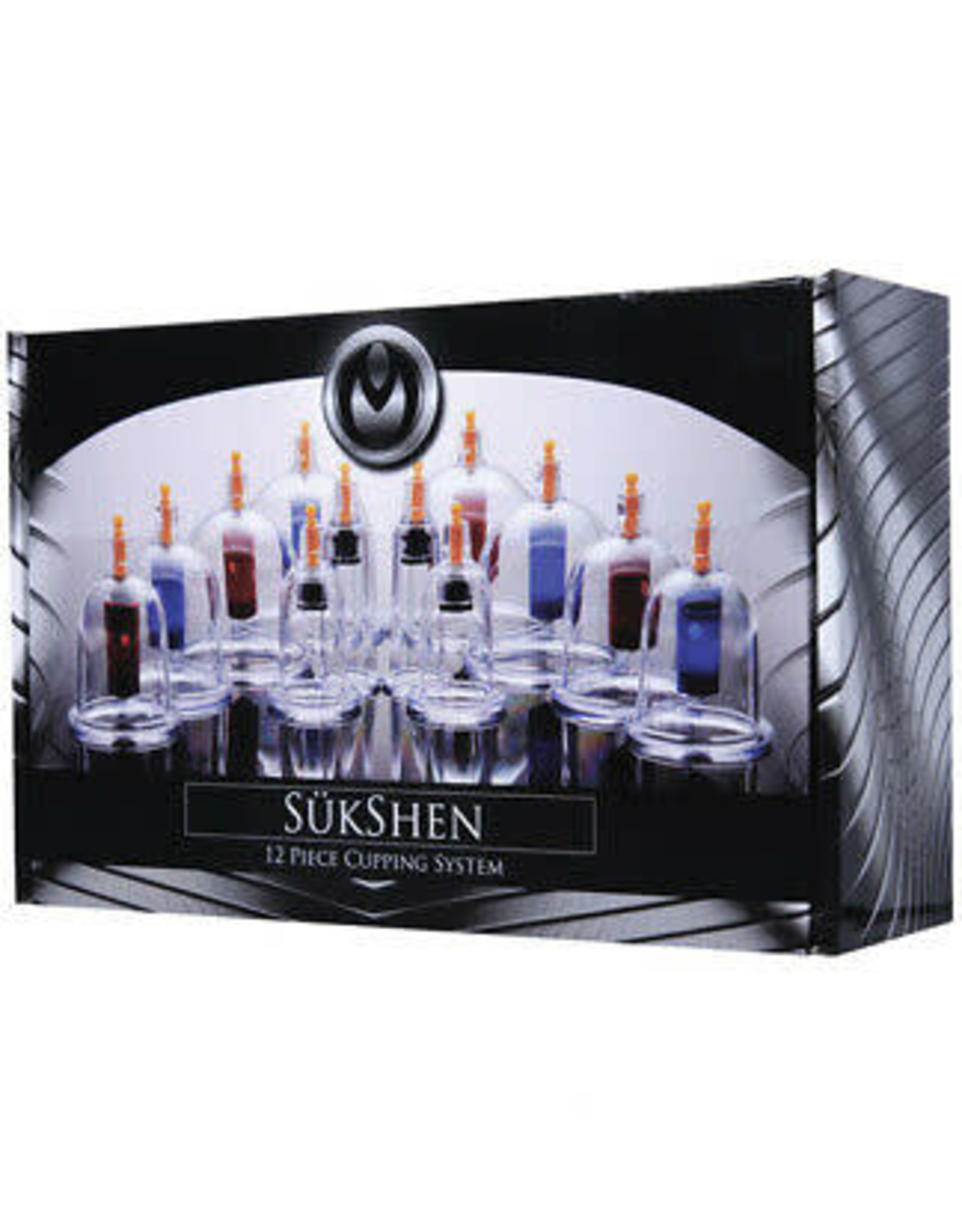 MASTER SERIES - SUKSHEN - 12 PIECE CUPPING SYSTEM