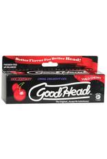 GOOD HEAD - ORAL DELIGHT GEL - WILD CHERRY 4oz