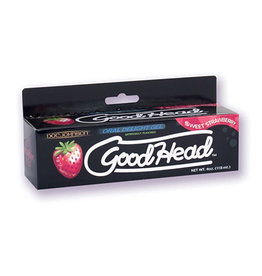 GOOD HEAD - ORAL DELIGHT GEL - SWEET STRAWBERRY 4oz
