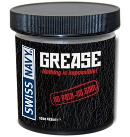 SWISS NAVY - GREASE - 16 oz