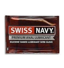 SWISS NAVY - PREMIUM ANAL LUBRICANT - 5 ml POUCH