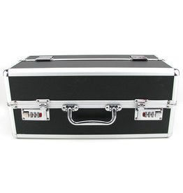 TOY CHEST - LARGE - BLACK