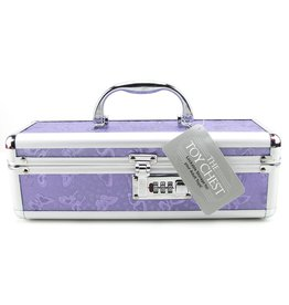 TOY CHEST - MEDIUM - PURPLE
