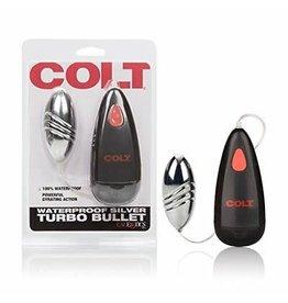 COLT - WATERPROOF TURBO BULLET - SILVER